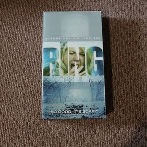The Ring VHS